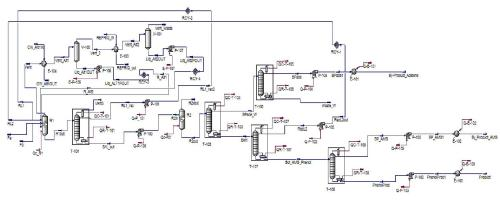 small resolution of aspen process flow diagram