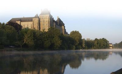Abbaye de Solesmes - Crédit photo http://www.abbayedesolesmes.fr/