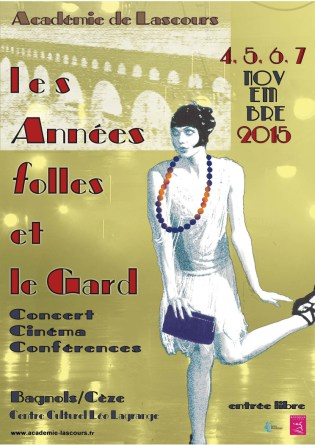 Affiche Annees Folles