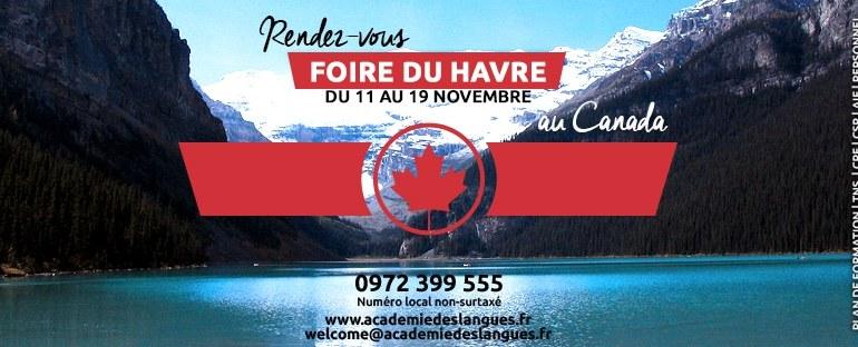 Foire Du Havre 2017 : la foire du havre 2017 rendez vous au canana acad mie ~ Dailycaller-alerts.com Idées de Décoration