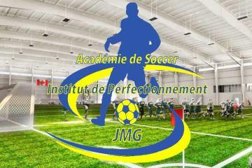 Academie de soccer Institut de perfectionnement Montreal opérer par les academies de soccer JMG