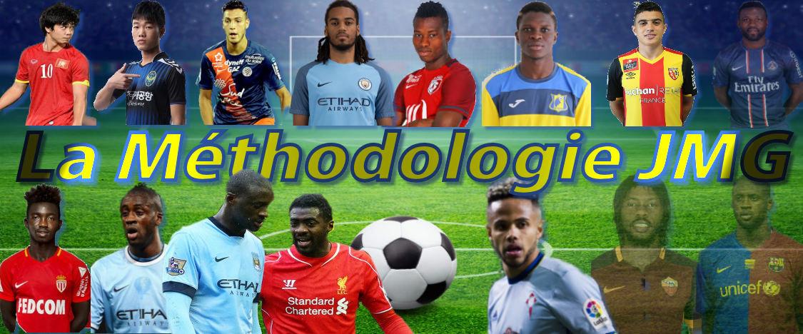 méthodologie des académies de soccer JMG