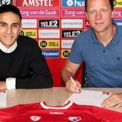 jmg-football-management-player-nassim-yasser-with-Holland-team-utrecht-FC