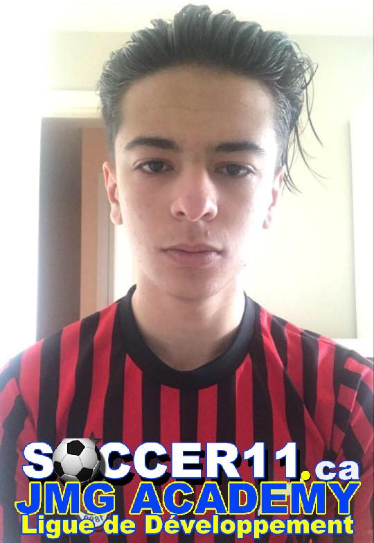 Ligue de Soccer DS11 jmg Lotfi
