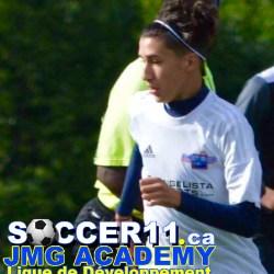 Nabil Tazeka Equipe de Soccer 11 de JMG
