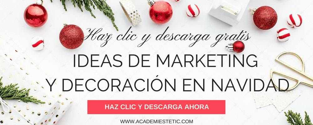 Ideas De Marketing Y Promociones Navidad Academiestetic - Opciones-de-regalos-para-navidad