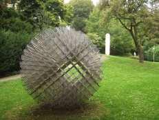 Skulpturengarten Museum Abteiberg