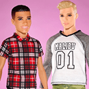 Fifteen new Ken dolls have been launched to try and be more representative of today's society.