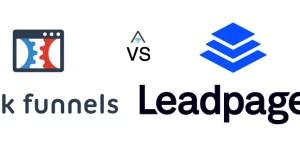 clickfunnels leadpages comparison