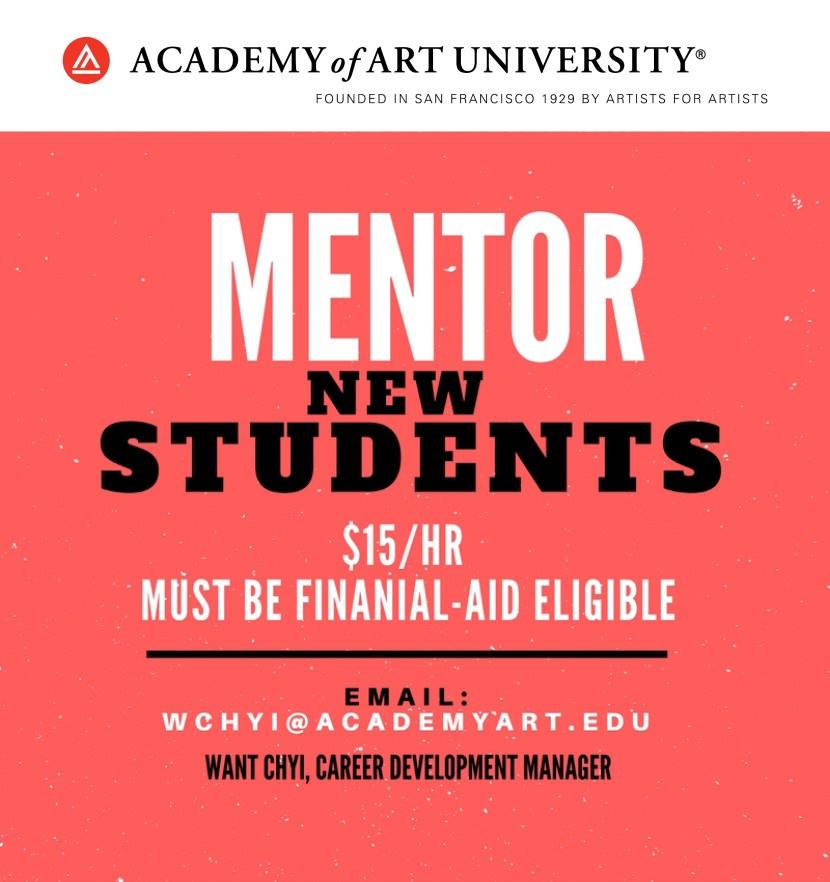 Peer Mentor Recruitment Social Media