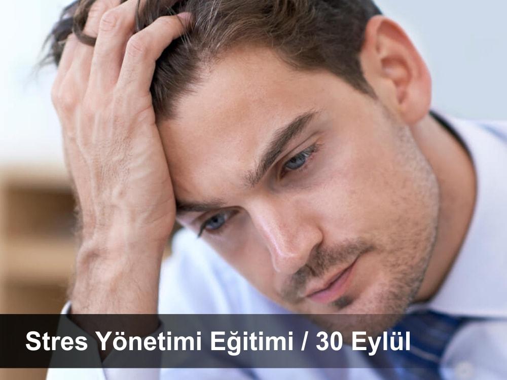 Stres Yönetimi ve Öfke Kontrolü Eğitimi