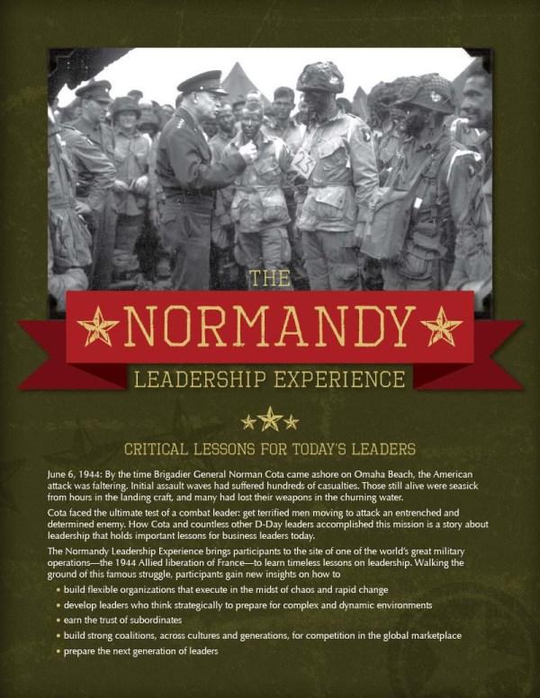 Normandy Leadership Experience Academy