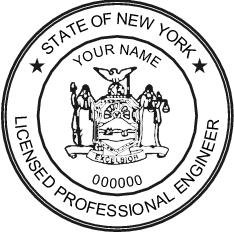 New York Professional Engineer