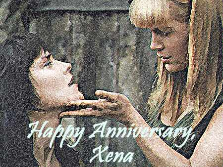 Happy Anniversary Xena