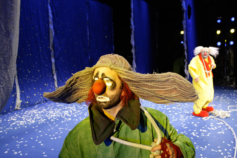 After 15 years of Slavas Snowshow  The Academy of Fools