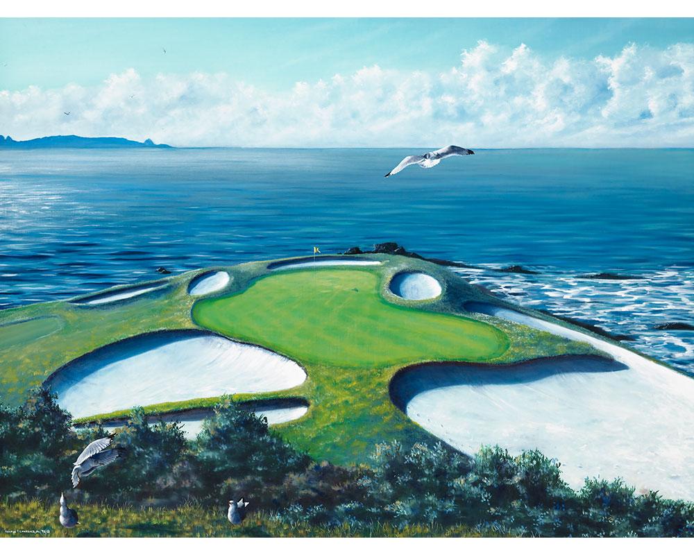 The Academy Of Golf Art