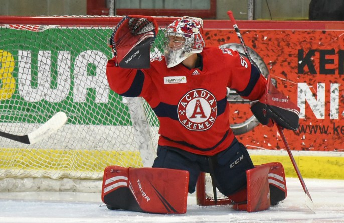 Logan Flodell eager for hockey to resume after MVP season