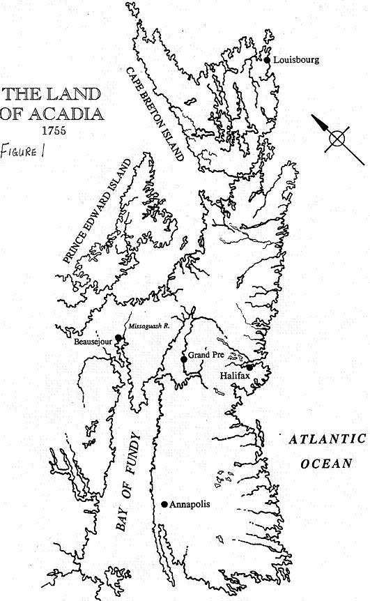 Acadian History;Acadians Maryland;Acadian Ancestral Home