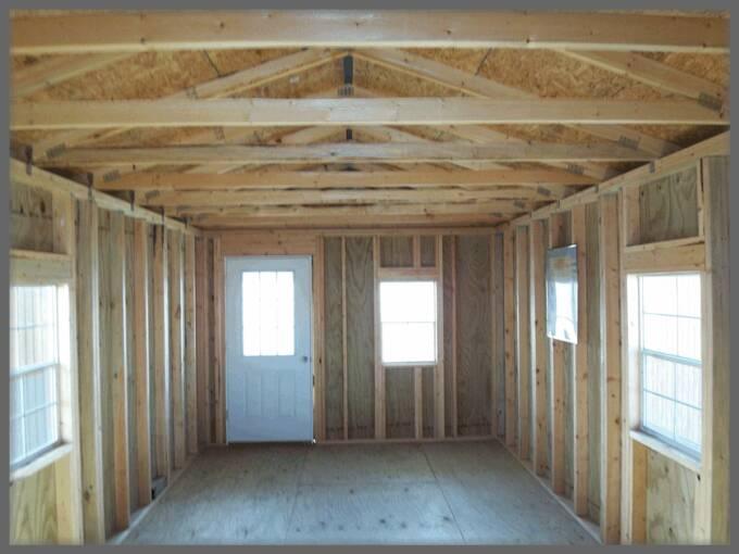 Home Depot Portable Cabins : Home depot storage buildings cottage