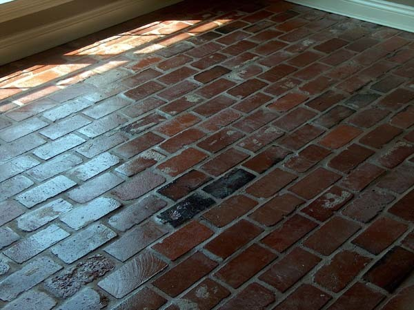 Photo Albums  Antique Brick Floor Tile