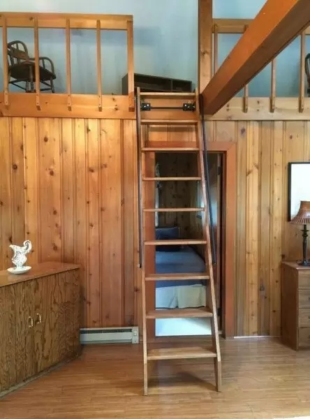 Best Staircases For Small Spaces Acadia Stairs | Small Stairs For Small Spaces | Design | Small Apartment | Small Living Area | Compact | Tiny House