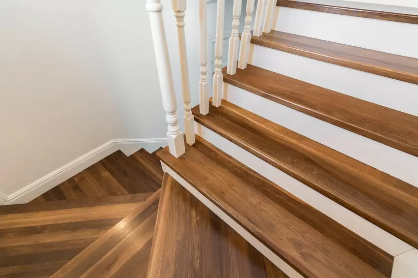 The Best Staircases For Small Spaces Acadia Stairs | Small Stairs For Small Spaces | Design | Small Apartment | Small Living Area | Compact | Tiny House