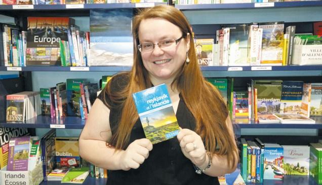 Jennifer Doré Dallas vient tout juste de lancer un nouveau guide voyage sur l'Islande aux éditions Ulysse. – Gracieuseté