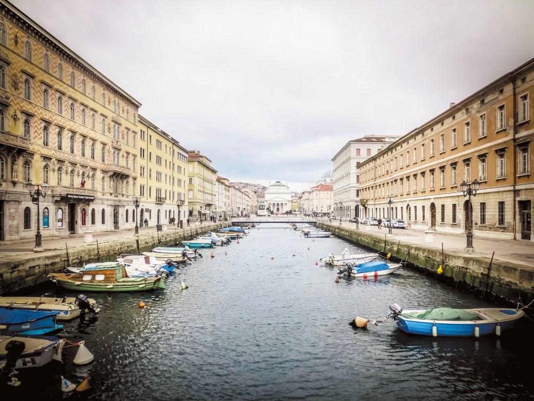 Trieste a été la surprise de nos escapades italiennes. − Gracieuseté