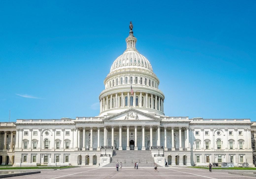 Le Capitole, lieu du pouvoir législatif des États-Unis. - Gracieuseté