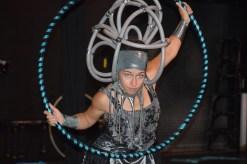 Stéphanie Bélanger est l'une des artistes du nouveau spectacle du LaB CirK de Circus Stella. - Acadie Nouvelle: Sylvie Mousseau