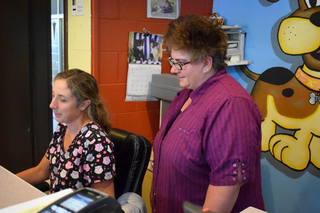 Les employés de la SPA sont partagés entre inquiétude et colère face à cet acte de malveillance. - Acadie Nouvelle: Simon Delattre