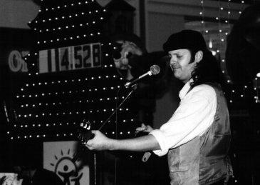 Denis Richard, en 1996. - Archives