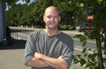 Denis Richard, en septembre 2001. - Archives