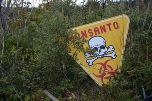 L'épandage d'herbicide n'est pas bien vu dans le Restigouche-Ouest. - Acadie Nouvelle: Jean-François Boisvert
