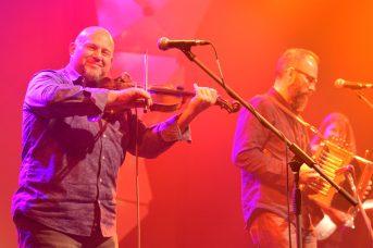 Beau Thomas et Roddie Romero en spectacle au Festival Acadie Rock. - Acadie Nouvelle: Sylvie Mousseau