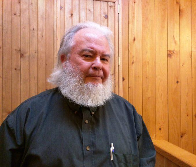 Ken Walker, membre du conseil provincial du Parti vert du Nouveau-Brunswick. - Acadie Nouvelle : David Caron
