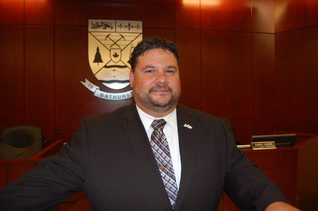 Le maire de Bathurst, Paolo Fongemie. - Archives