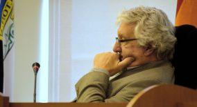 L'ex-maire de Campbellton, Bruce MacIntosh. - Archives