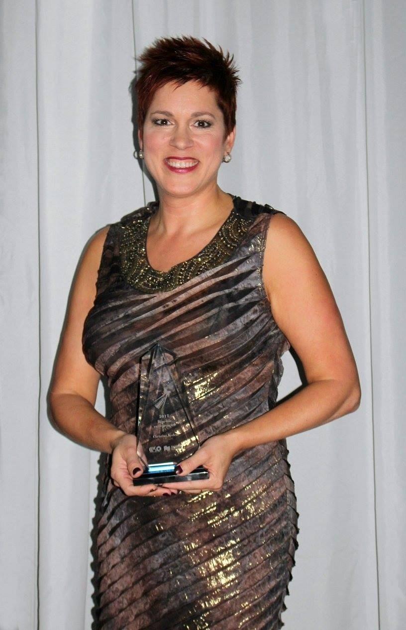 Christine Leclerc - Gracieuseté