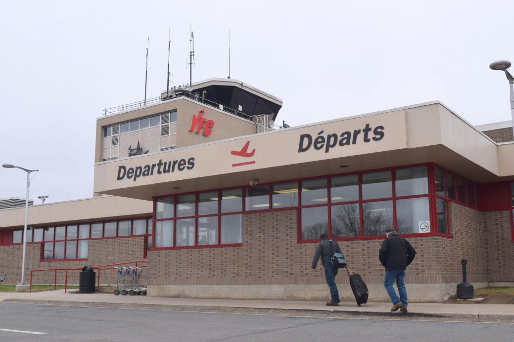 1er mai 2018. Mathieu Roy-Comeau. L'Aéroport international de Fredericton audra droit à une cure de rajeunissement de 30 millions $.