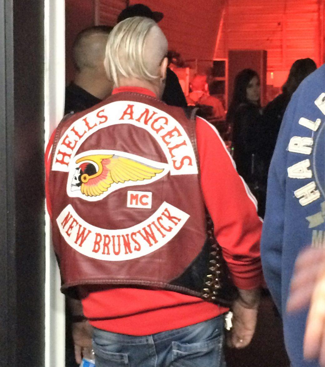 Les Hells Angels sont présents depuis plusieurs années au Nouveau-Brunswick. - Gracieuseté