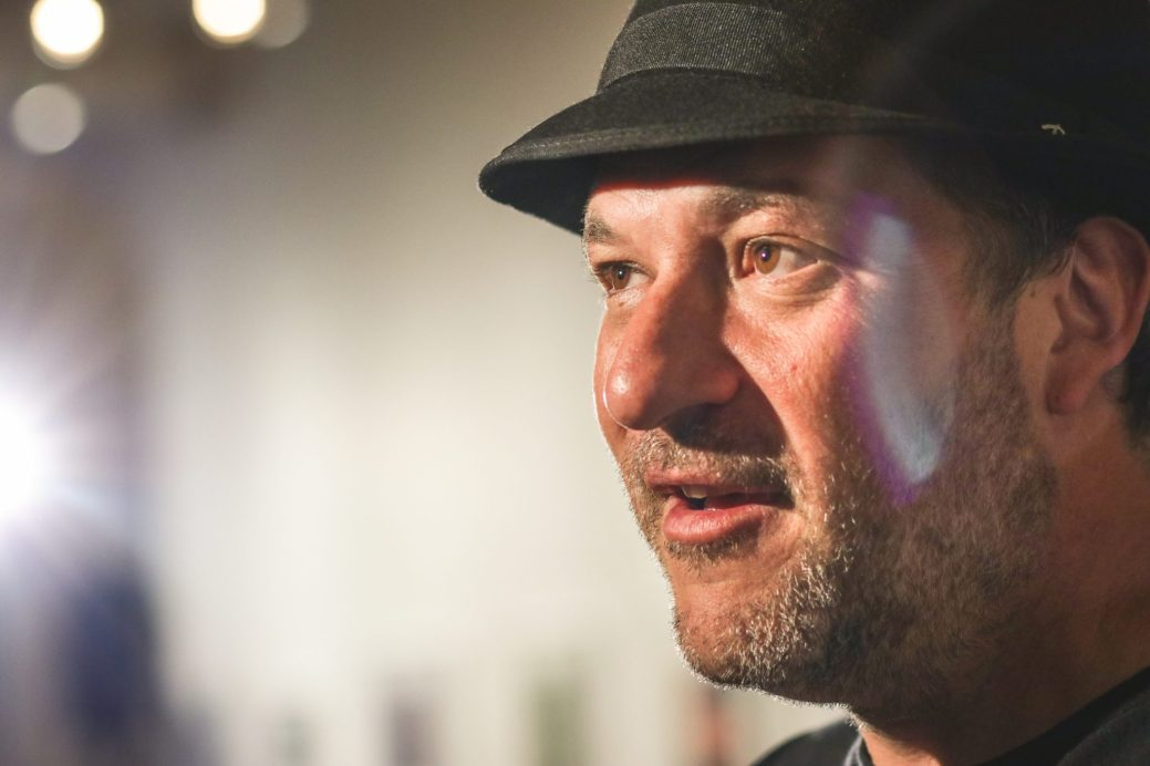 Marc «Chops» Arsenault, directeur artistique du festival Acadie Rock - Acadie Nouvelle: Patrick Lacelle