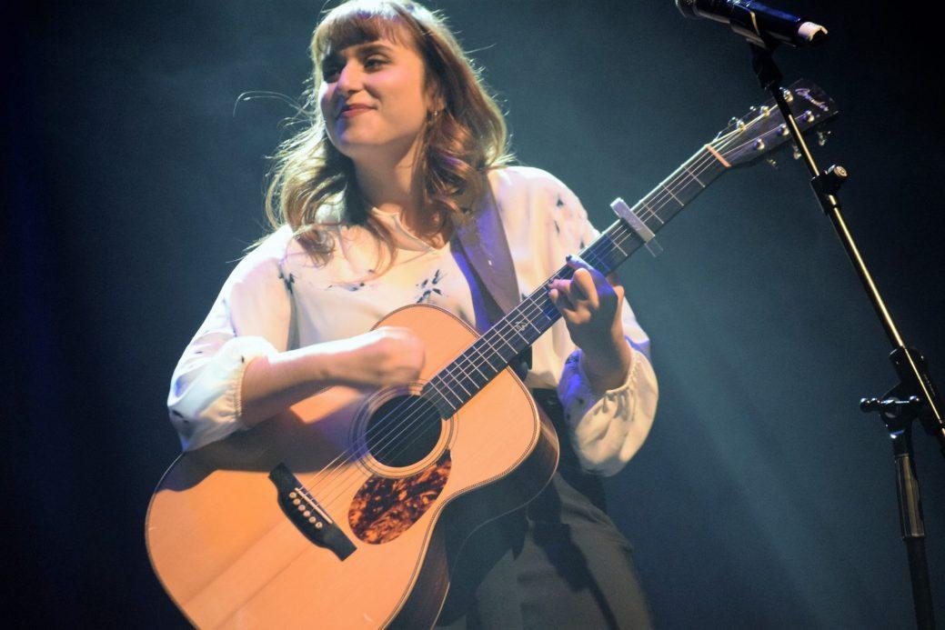 Caroline Savoie en spectacle à la FrancoFête en Acadie. -Acadie Nouvelle: Sylvie Mousseau
