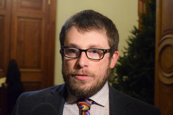 Le député vert de Kent-Nord, Kevin Arseneau - Archives