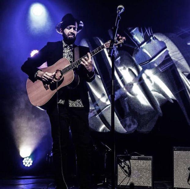 Shaun Ferguson en spectacle au Gala des Prix Musique NB. - Archives