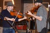 Le groupe Salebarbes en répétition au studio La Classe. - Acadie Nouvelle: Sylvie Mousseau