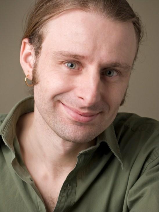 L'auteur québécois Nicolas Dickner participe à la Soirée Frye. - Gracieuseté