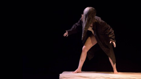 Une scène de la pièce Les limites du bruit possible présentée au théâtre l'Escaouette. - Gracieuseté: Emmanuel Albert