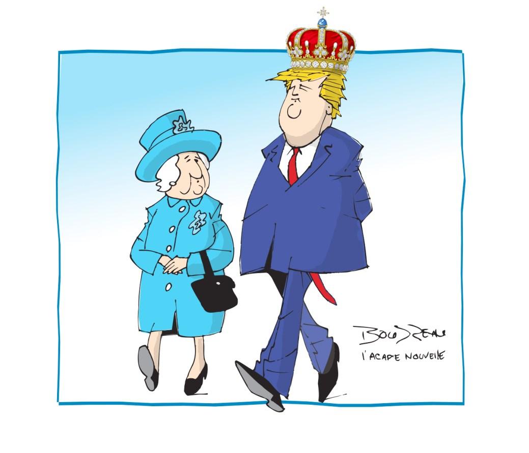 Caricature, 5 juin 2019