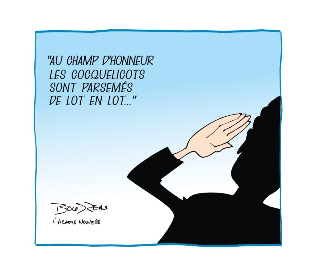 Caricature, 6 juin 2019
